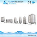 Active Carbon Filter Tank for Water Treatment Plant